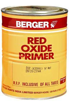 ofbusiness berger bp red oxide primer. Black Bedroom Furniture Sets. Home Design Ideas